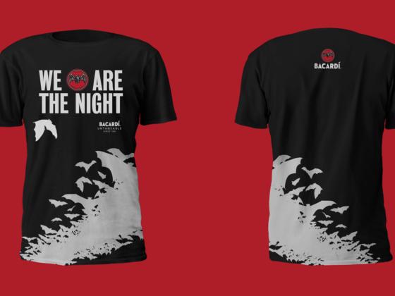 Bacardí: T-Shirt