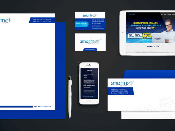 SmartNet: Stationery Design