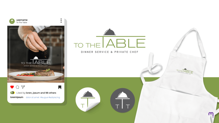 To The Table Logo